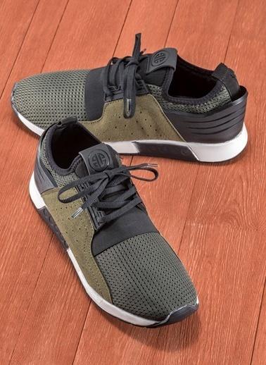 Elle Sneaker Haki